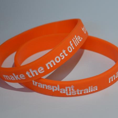 wristband-orange