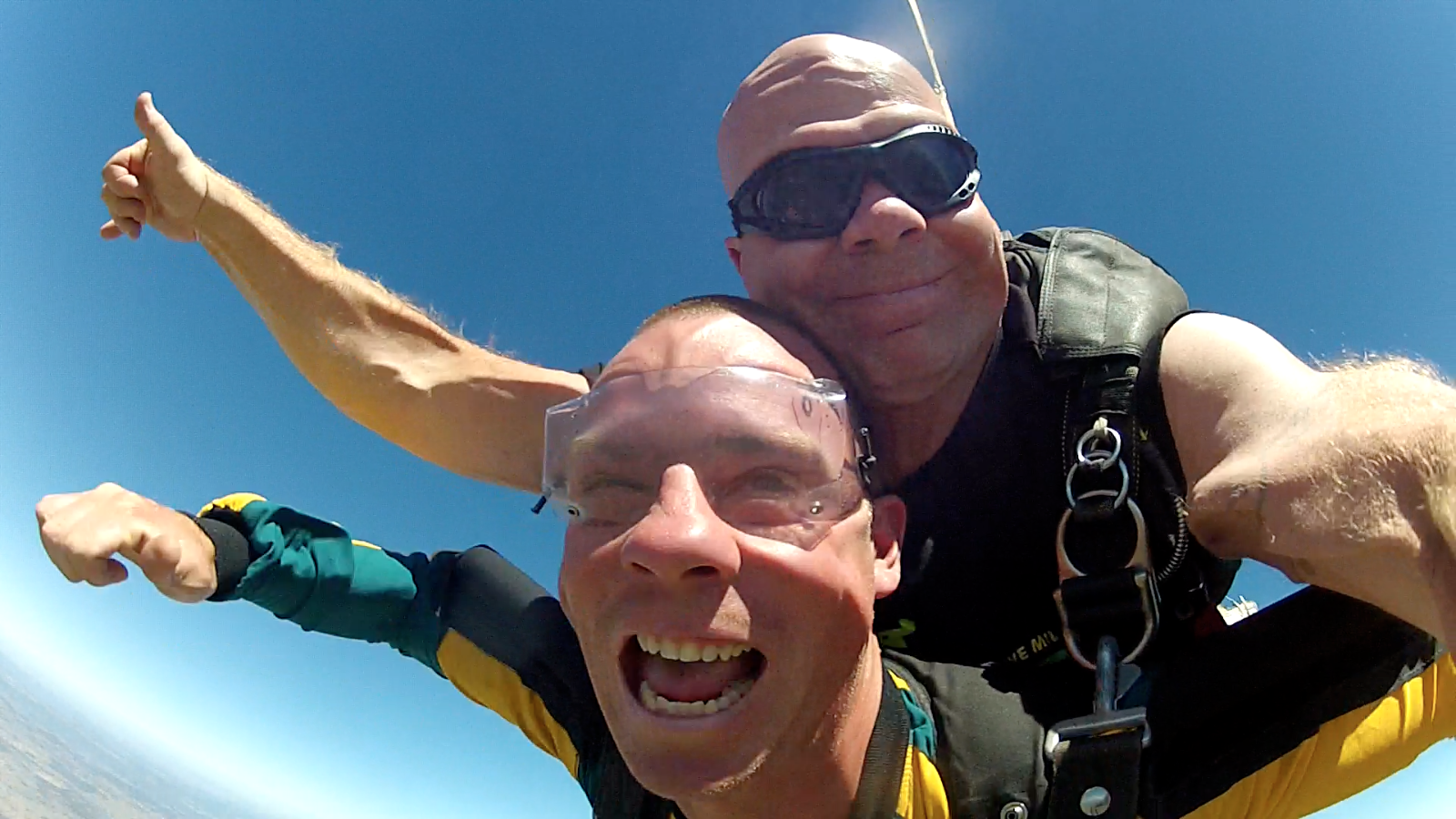 Sydney Tandem Skydive