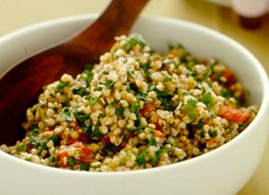 Buckwheat tabouli recipes