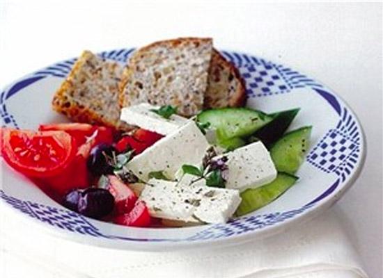 mediterranean breakfast plate recipe