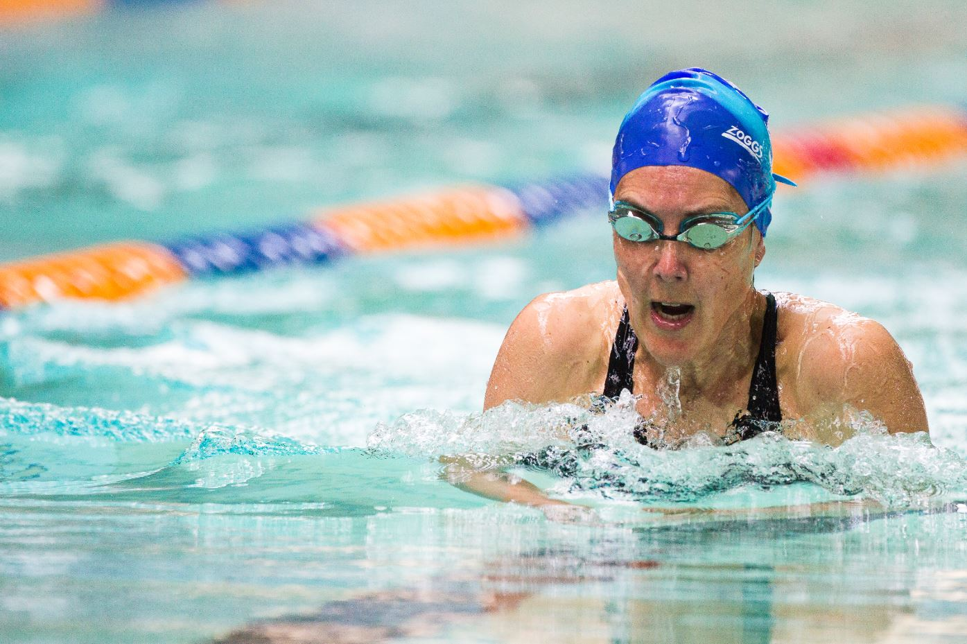 NSW's Michelle Daley is going to the World Transplant Games Training Camp: Australia at the AIS