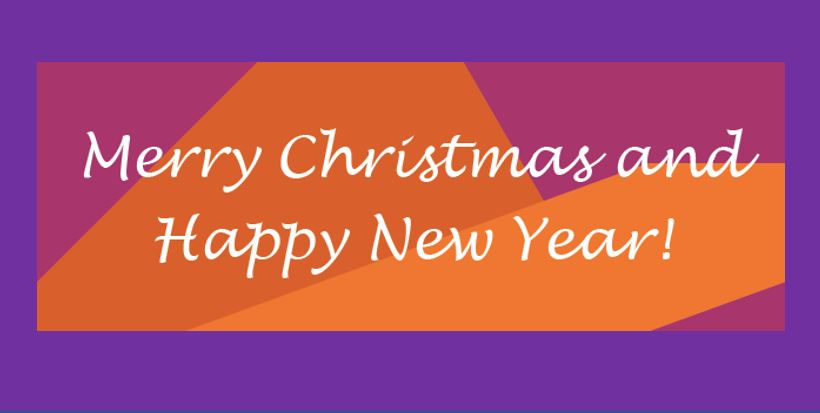 on behalf of the board and staff i would like to wish you and your family a wonderful festive season and happy new year