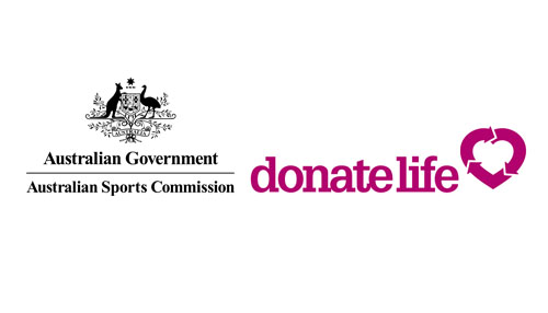Australian Government Donate life