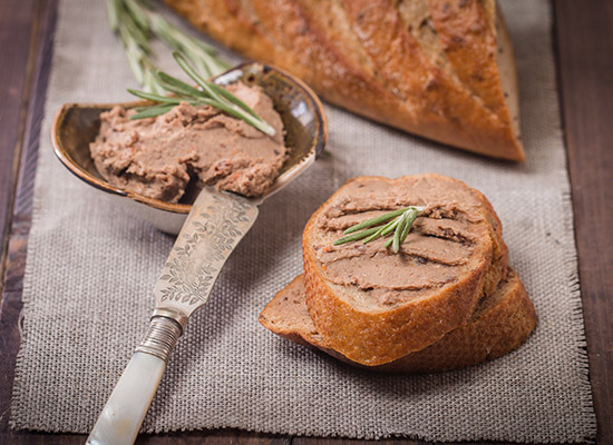 food safety pate
